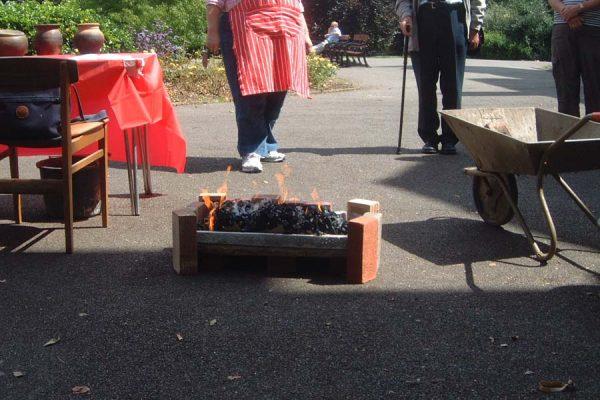 Roman Cookery Demo 001