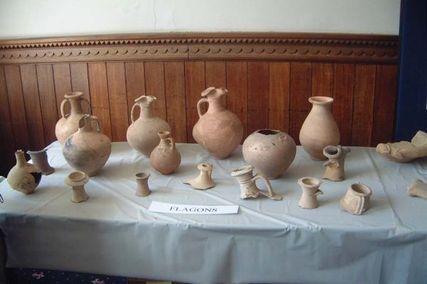 Roman Cookery Demo 005