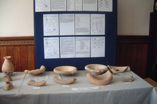 Roman Cookery Demo 006